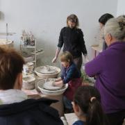 Jema initiation au tournage atelier rouge azur marie laure vivien 2017