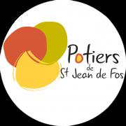 Logo potiers de saint jean de fos rond burned